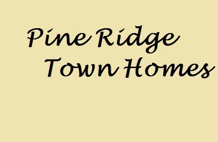 Pine Ridge Town Homes