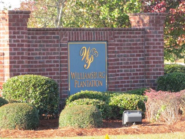 Williamsburg Plantation Jacksonville NC Neighborhood